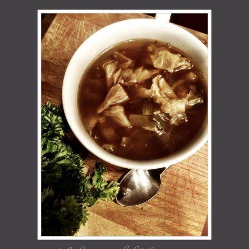 Four Mushroom Soup